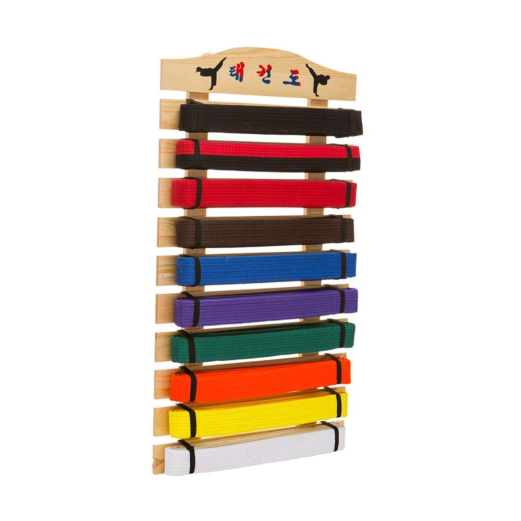 Belt Display Rack Deluxe