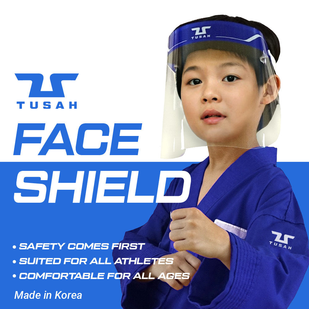 Tusah Face Shield (50 pack)