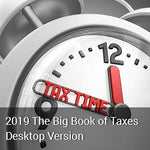2019 The Big Book of Taxes Desktop Version
