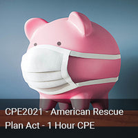 CPE2021 - American Rescue Plan Act - 1 Hour CPE