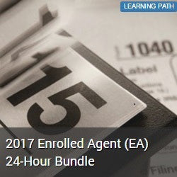 2017 Enrolled Agent (EA) 24-Hour Bundle