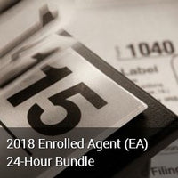 2018 Enrolled Agent (EA) 24-Hour Bundle