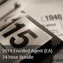 2019 Enrolled Agent (EA) 24-Hour Bundle
