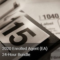 2020 Enrolled Agent (EA) 24-Hour Bundle