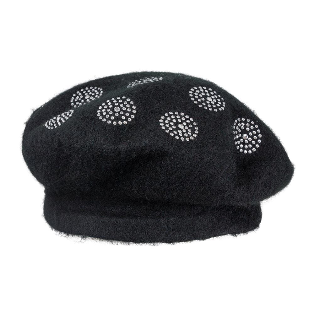 Jessica McClintock Beaded Embellished Beret