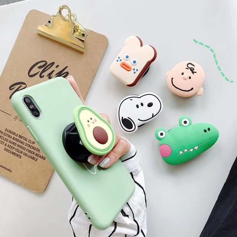 Cute phone holder