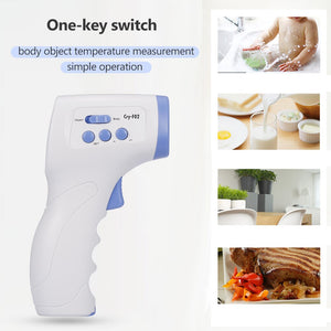 Digital infrared non-contact thermometer  4 Modes