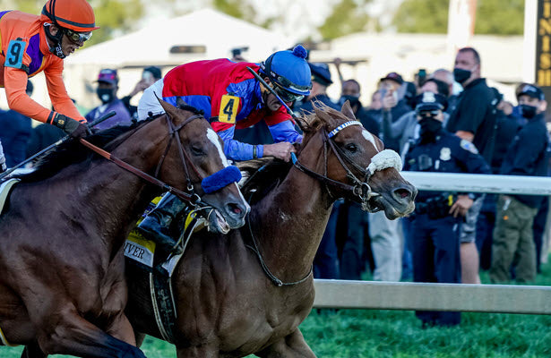 Preakness 2020: 11-1 Top Choice Swiss Skydiver Keys Big Scores!
