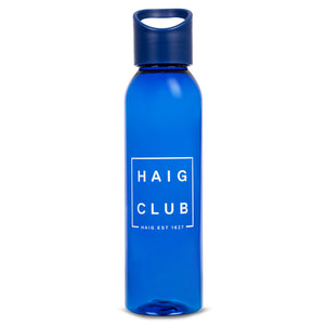 Haig Club Branded Water Bottle front