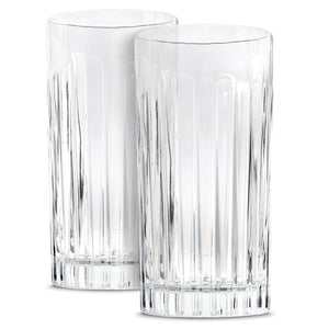 High Ball Glasses - Set of Two