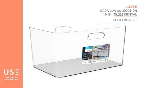 CAJA LUA COLLECTION N9 USE