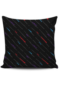 M Rain Pillow Cover