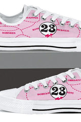 Pink Pig - Men's Low Tops