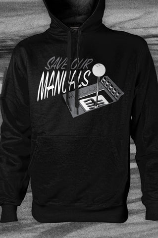 Save Our Manuals Hoodie