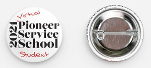 "Virtual Pioneer School Student 1.25"" Buttons"