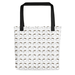 Coffee Love Tote bag-JW Gifts-Our Joy Designs
