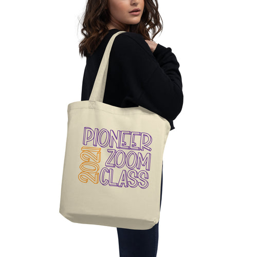 2021 Pioneer Zoom Class Eco Tote Bag-JW Gifts-Our Joy Designs