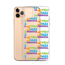 Load image into Gallery viewer, SPANISH La Vida Más Hermosa (The Best Life Ever) iPhone Case-JW Gifts-Our Joy Designs