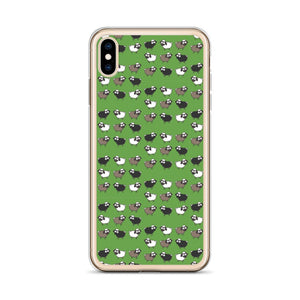Welcome to the Flock Green iPhone Case-JW Gifts-Our Joy Designs