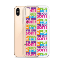 Load image into Gallery viewer, FRENCH La Plus Belle Vie Qui Soit (The Best Life Ever) iPhone Case-JW Gifts-Our Joy Designs