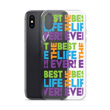 Load image into Gallery viewer, The Best Life Ever Colorful Cube iPhone Case-JW Gifts-Our Joy Designs