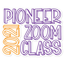 Load image into Gallery viewer, 2021 JW Pioneer Zoom Class Bubble-free Stickers-JW Gifts-Our Joy Designs