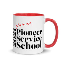 Load image into Gallery viewer, Virtual Pioneer Service School Mug with Color Inside-JW Gifts-Our Joy Designs
