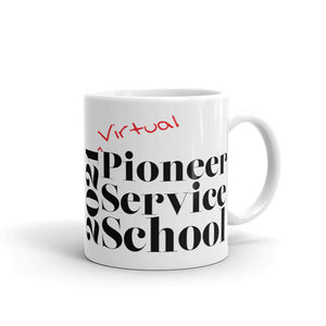Virtual Pioneer Service School Mug-JW Gifts-Our Joy Designs