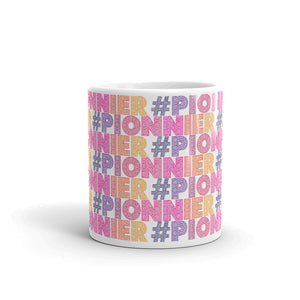 FRENCH Pionnier Colorful Floral Mug-JW Gifts-Our Joy Designs
