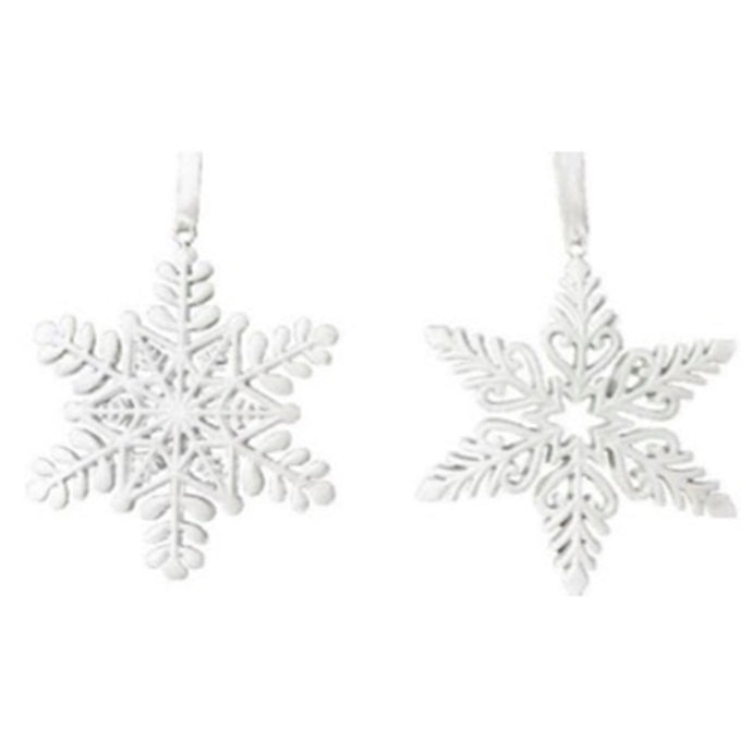 [Ornament] Snowflake ornament (a set of 2)