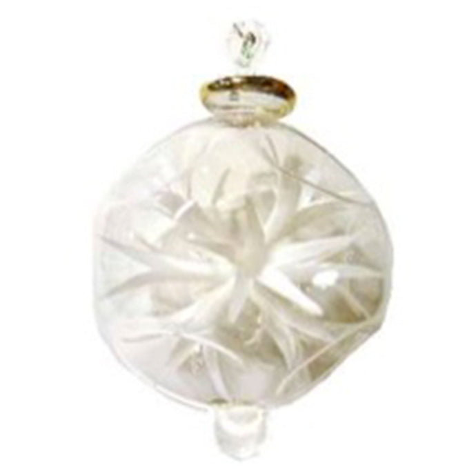 [Glass ornament] Snowball ornament (S size) / Snowball ornament (S size)