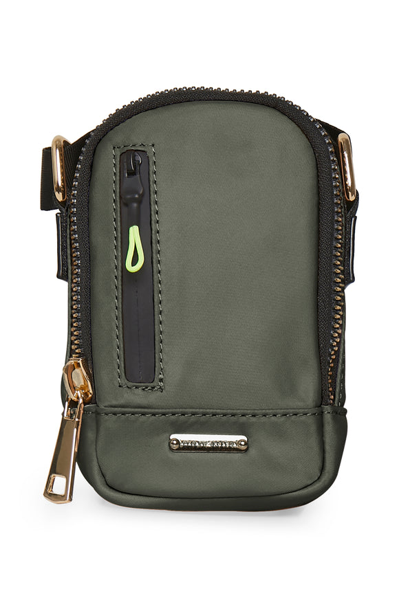 Karen By Simonsen DonnaKB Phonebag Dark Olive