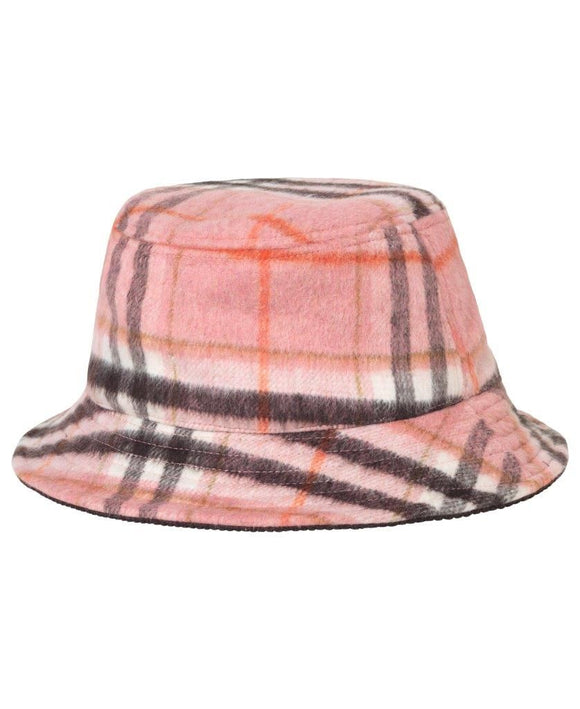 Unmade Anise Bucket Hat Primrosa Pink
