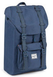 Herschel Little America Mid Volume Navy/Navy 17 L