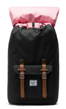 Herschel Little America Volume Black/Natur 25L