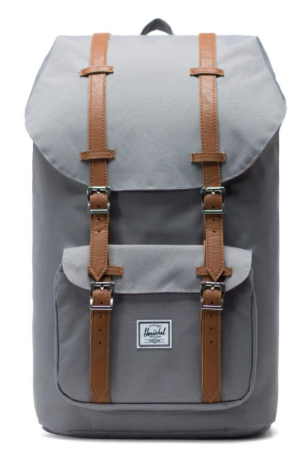 Herschel Little America Volume Grey/Natur 25L