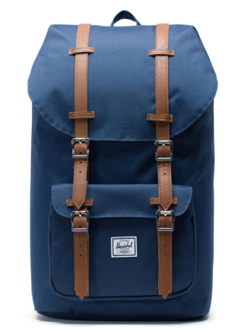 Herschel Little America Volume Navy/Natur 25L