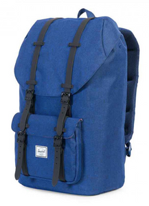 Herschel Little America Mid Volume Navy/Black 17 L