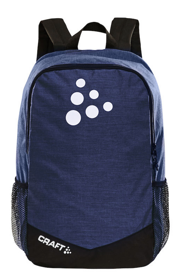 Craft Squad Practise Backpack Navy