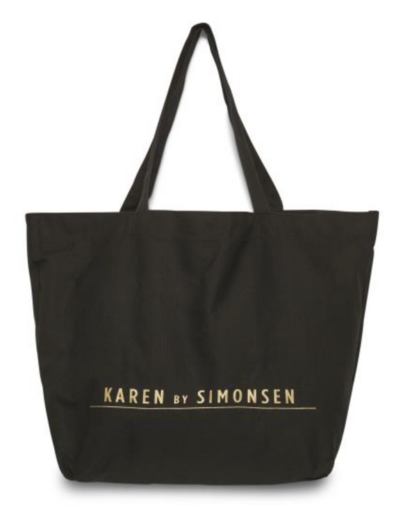 Karen By Simonsen Canvas Bag