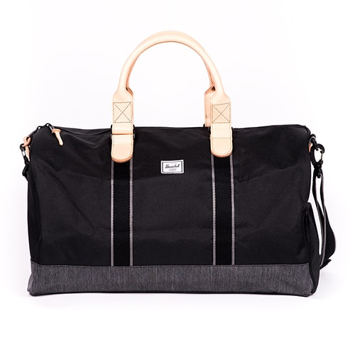 Herschel Novel Duffle BlackDenim