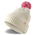 Puma Circle Cat Removable Pom Golf Beanie