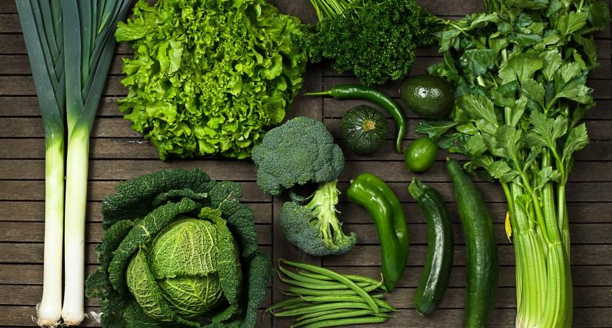 Why You Should Eat Greens Every Day