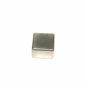 Cube Cable Rail Terminal End Cap for Threaded Terminals