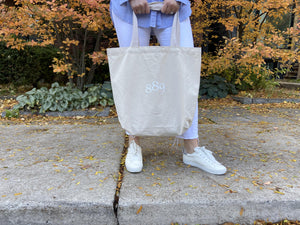 The 889 Canvas Tote