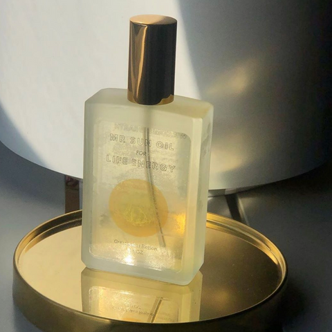 Mr. Sun Body Oil