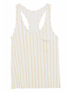 Eberjey Summer Stripes Pajama Tank