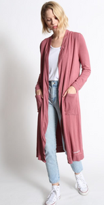 Roam Far & Wander Wide Cardigan (Emmy)