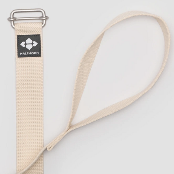 6' Organic Cotton Loop Yoga Strap