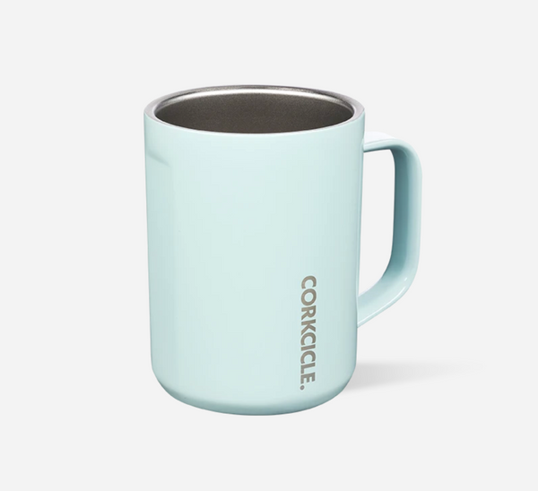 Travel Coffee Mug | Gloss Powder Blue